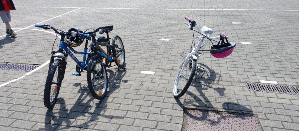 Activité vélo P1-P2